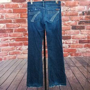 7FAM DOJO Jeans 28/34